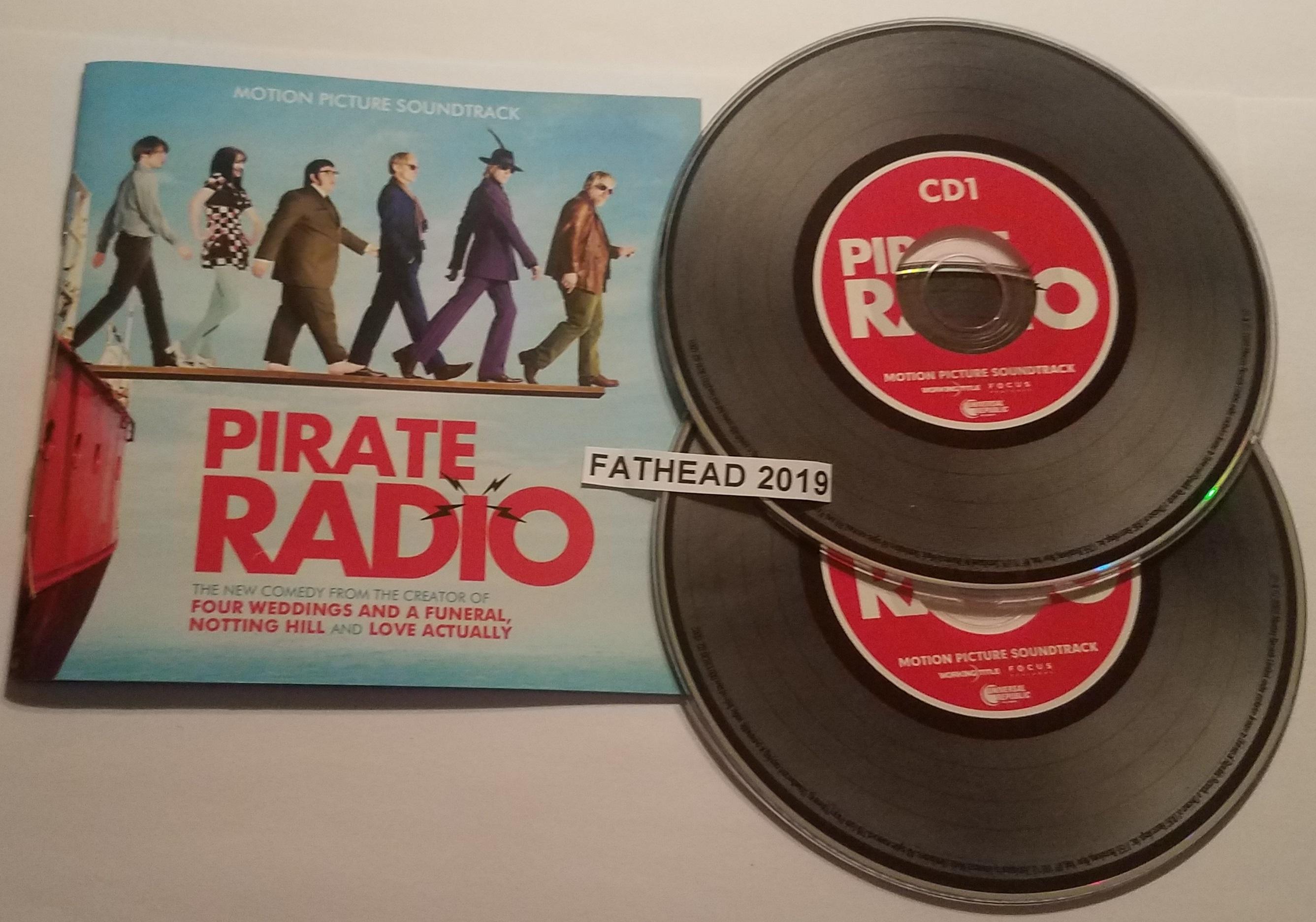 VA - Pirate Radio-OST-2CD-FLAC-2009-FATHEAD | DOWNLOAD Free Music