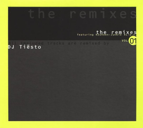 VA - The Remixes Vol 01 DJ Tiësto (2005) .flac -927 Kbps