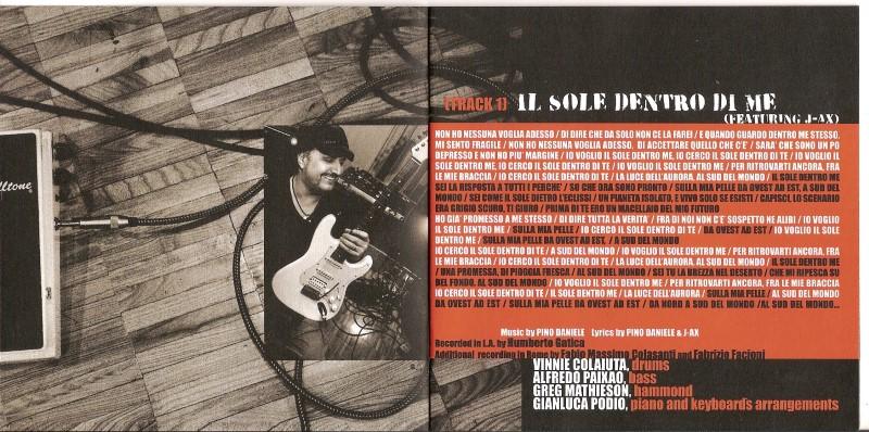 Pino Daniele - Electric Jam (2009) .mp3 -320 Kbps