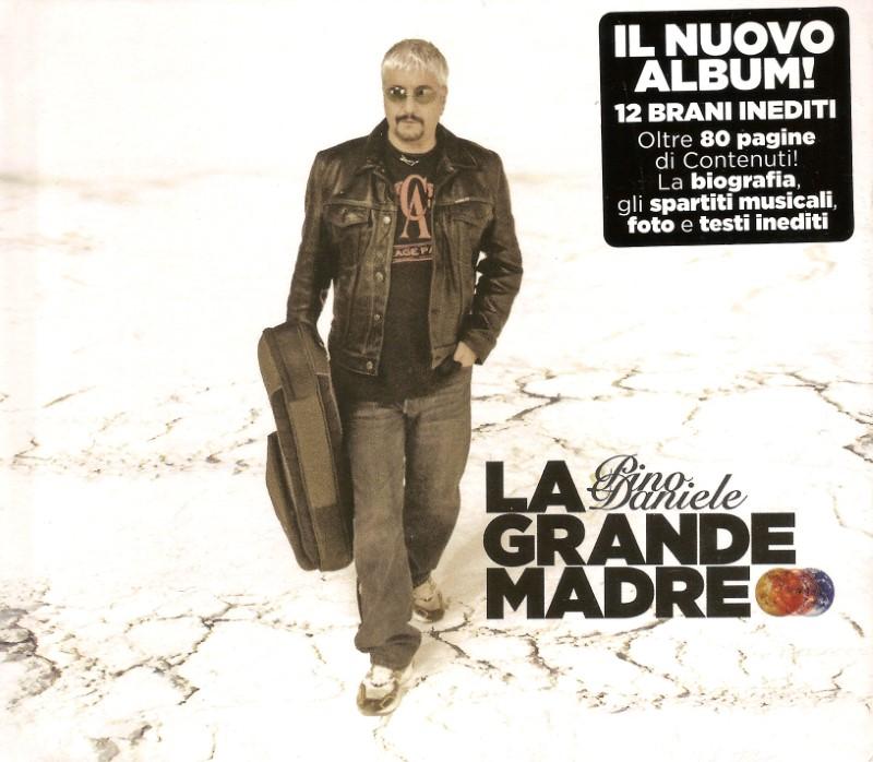 Pino Daniele - La Grande Madre (2012) .mp3 -320 Kbps