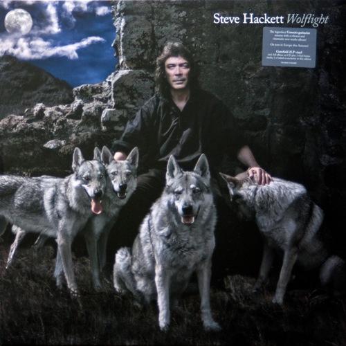 Steve Hackett - Wolflight [2LP] (2015) .flac -5356 Kbps 24-192