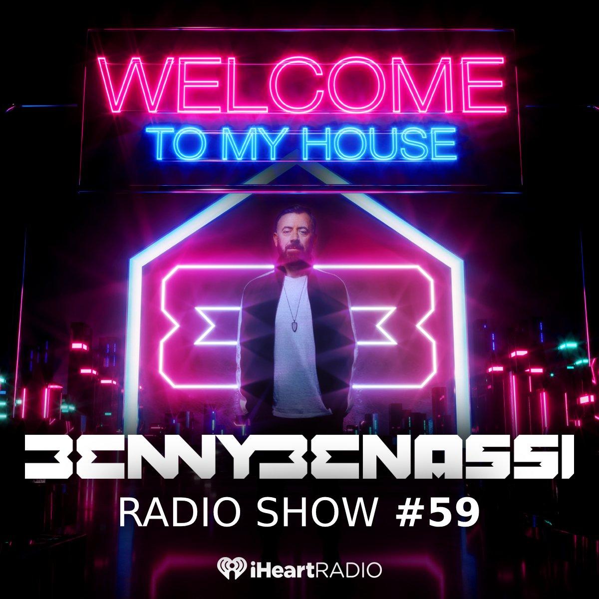 Benny Benassi - Welcome To My House - Radio Show #59 [DAB-01-19-2019] (2019) .mp3 -215 Kbps