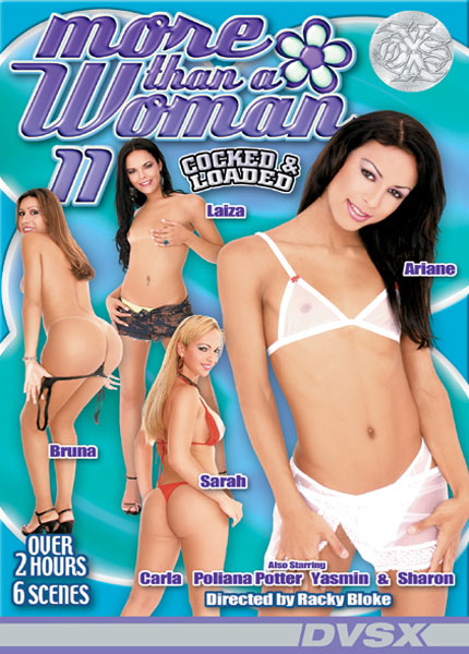 More than a Woman 11 - Cocked & Loaded (2005)