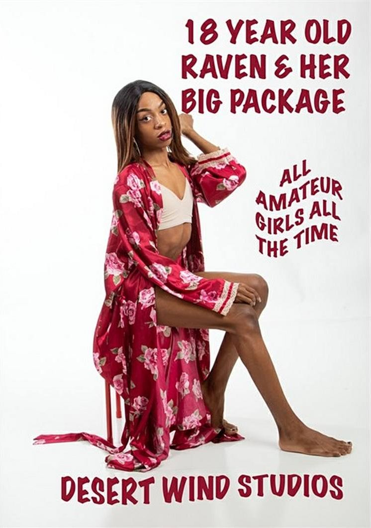 18 Year Old Raven and Her Package (2018)