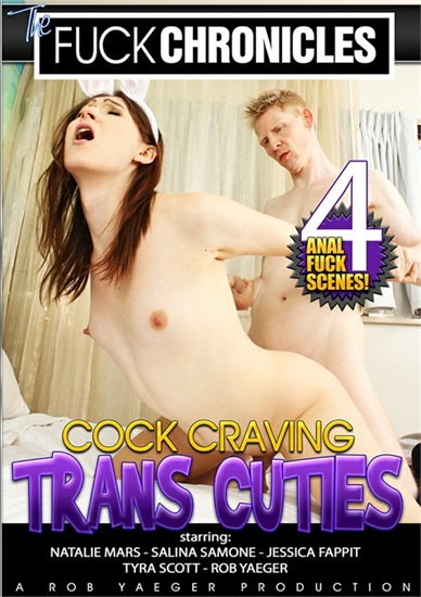Cock Craving Trans Cuties (2018)