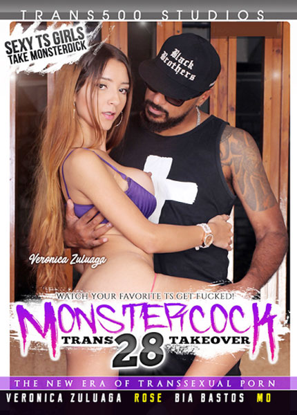Monster Cock Trans Takeover 28 (2019)