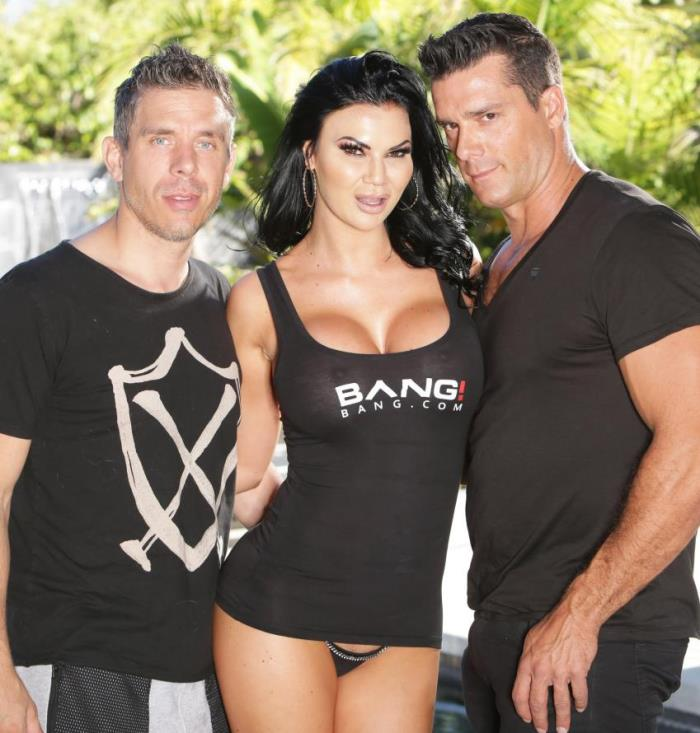 Bang/BangRammed - Jasmine Jae Gets Her Asshole And Pussy Rammed With Cock!  SD 676p mp4 02.2019