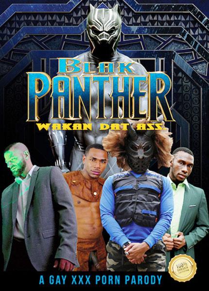 Blak Panther - Wakan Dat Ass (2018)