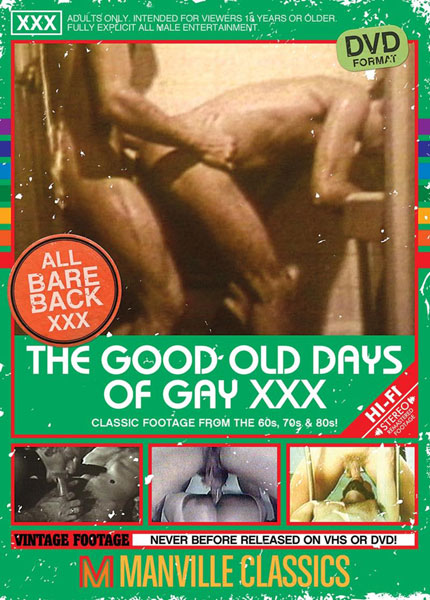 The Good Old Days of Gay XXX (2018)