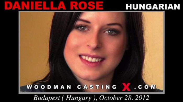Daniella Rose Woodman Casting X