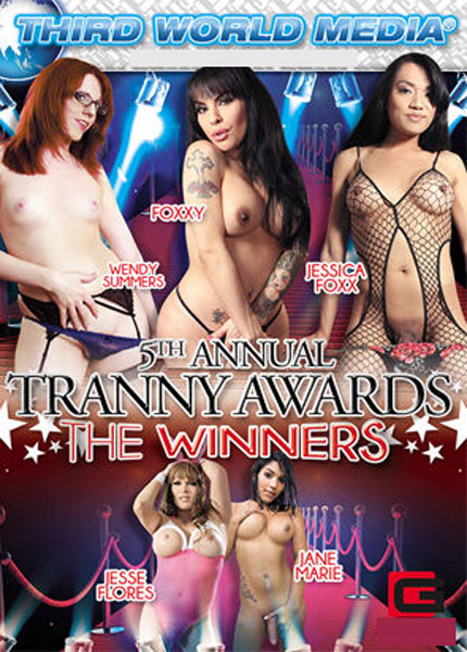 5th Annual Tranny Awards The Winners (2013)