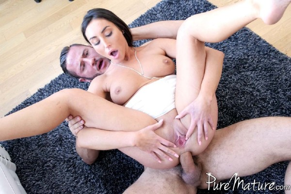 Puremature.com: Christiana Cinn in The Englishmen [SD 480p] Anal