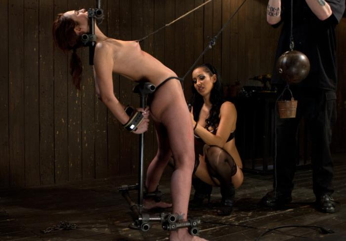 Bondage Porn with Isis Love, Amber Rayne, The Pope - Part 1 of 4 of the Live February Shoot [HD 720p] Kink - (482.42 Mb)