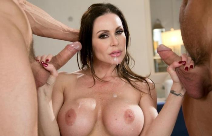 PrettyDirty Threesome sex with Kendra Lust - The Repo Men  [HD 720p]