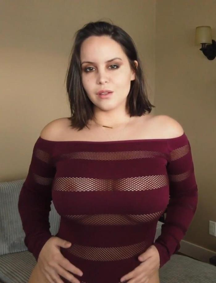 Busty Girl Bryci - Red Fishnet [FullHD 1080p] Bryci - (707.36 Mb)