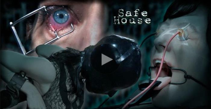 InfernalRestraints present Bondage Porn with Elise Graves - Safe House (2019/HD/720p/1.37 Gb)