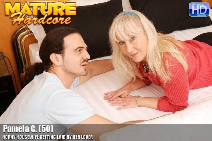 Mature, Cougars and Older sex with Pamela G. - mat-alex85 [wmv | HD | 720p | 599.48 Mb | Mature.nl]