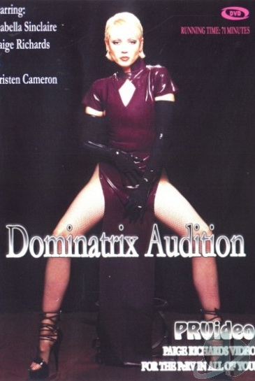 Paige Richards, Kristen Cameron, Isabella Sinclaire - Dominatrix Audition [SD/576p/893.74 Mb] PRVProduction