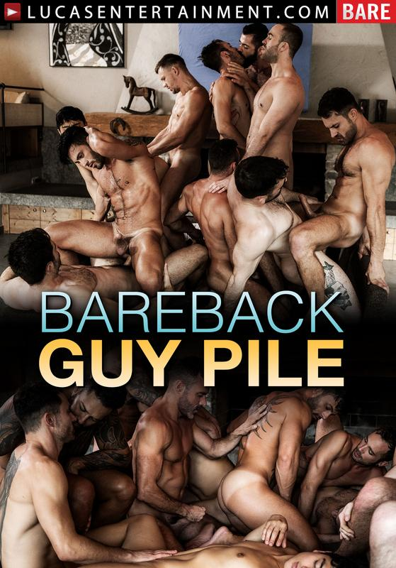 Bareback Guy Pile (2019)