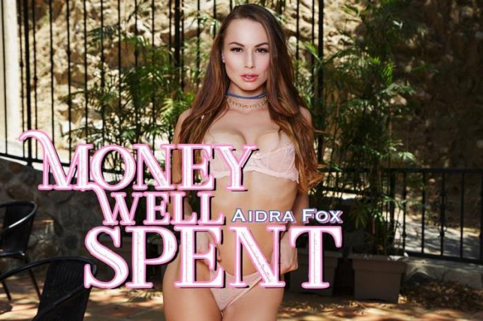 Aidra Fox - Money Well Spent (Virtual Reality) - BaDoinkVR [2K UHD 1440p]