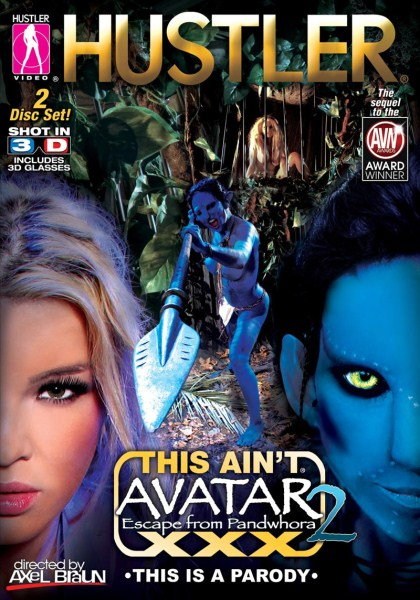 This Aint Avatar XXX 2: Escape from Pandwhora (HD 720p) - Hustler - [2019]