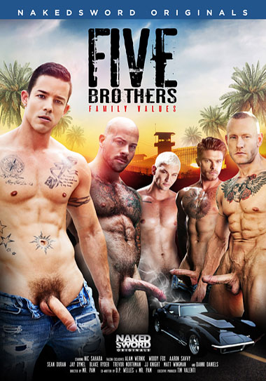 Five Brothers - Family Values (2019)