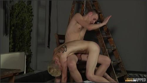 Spanked Boy Sucks Good! - Reece Bentley - kink
