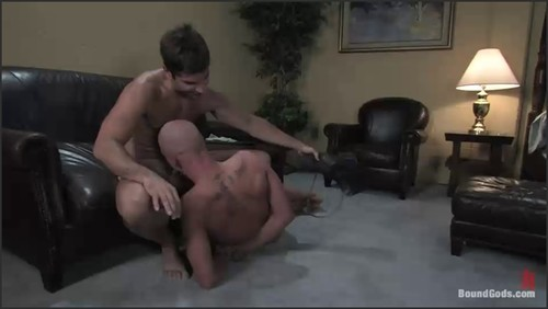 The Cat Burglar and His Prey - Chad Rock - kink