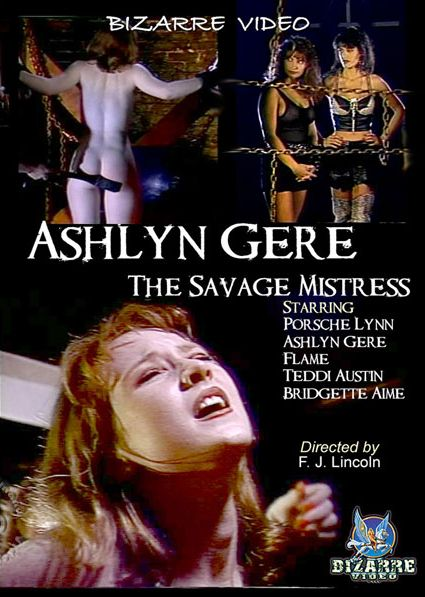 Ashlyn Gere - The Savage Mistress (1992)