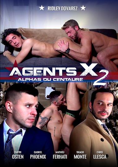 Agents X 2 (2019)