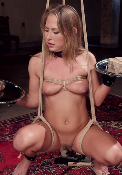 Slave Training Carter Cruise, Day One