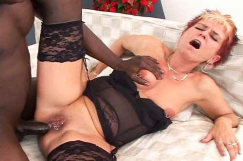 Homemade milf and young