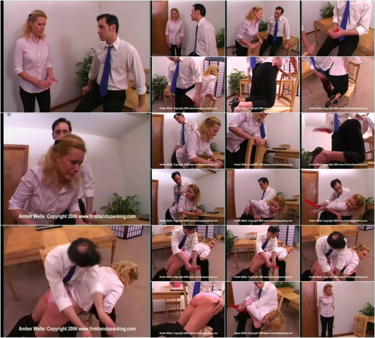 Amber tamblyn spank #13
