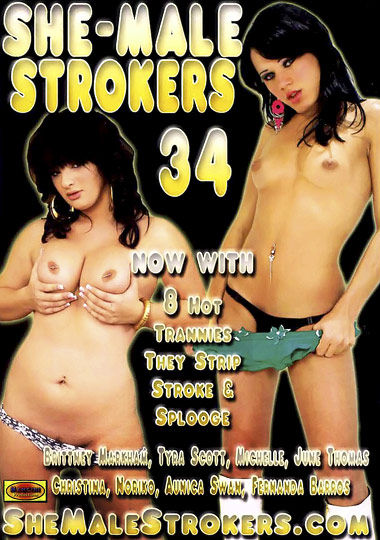 She Male Strokers 34 (2009)