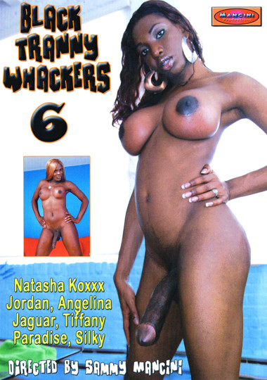 Black Tranny Whackers 6 (2007)