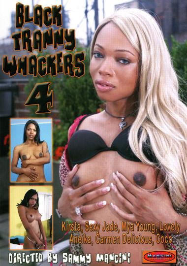 Black Tranny Whackers 4 (2007)