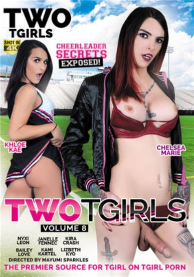 Two T-Girls 8 (2019)