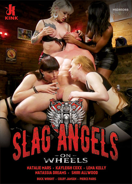 Slag Angels On Wheels (2019)