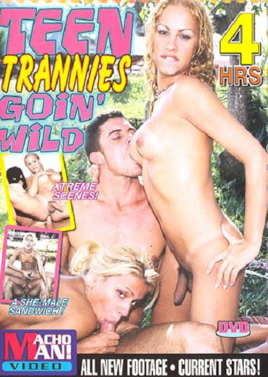 Teen Trannies Goin' Wild (2004)