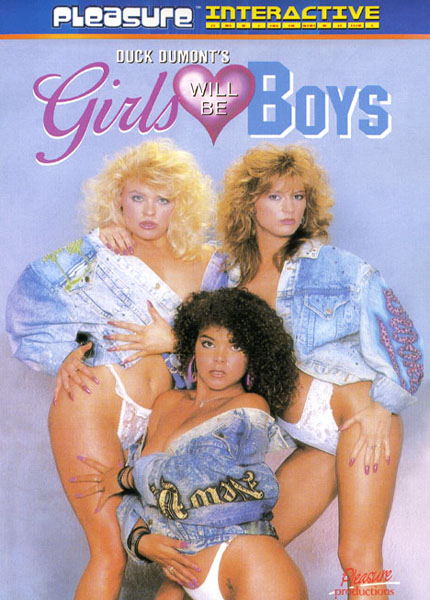 Girls Will Be Boys 1 (1992)