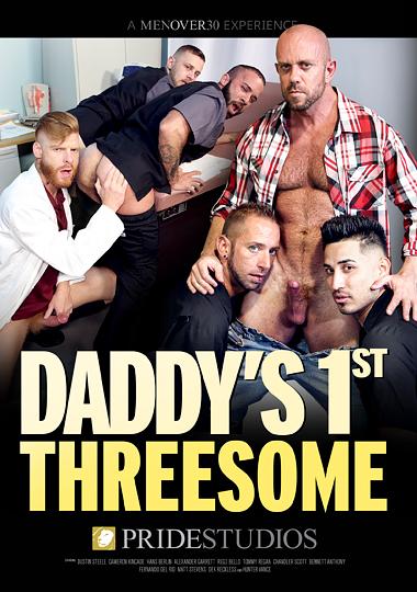 Daddy's 1st Threesom (2018)