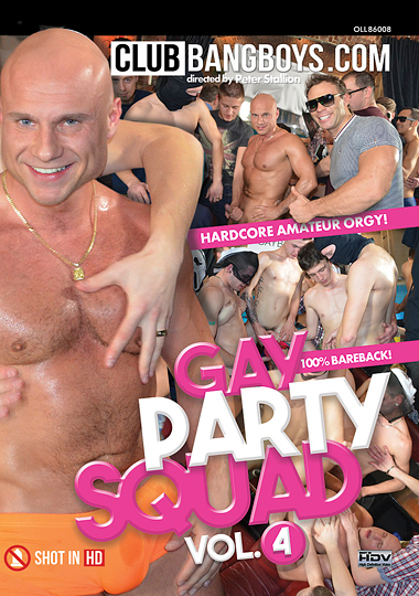 Gay Party Squad 4 (2016)