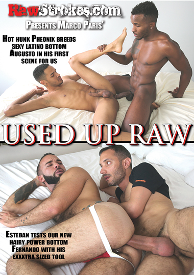Used Up Raw (2017)