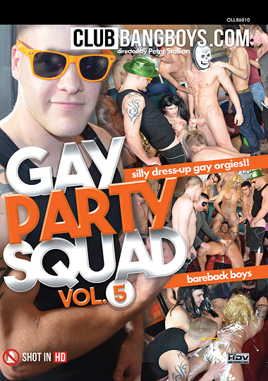 Gay Party Squad 5 (2016)