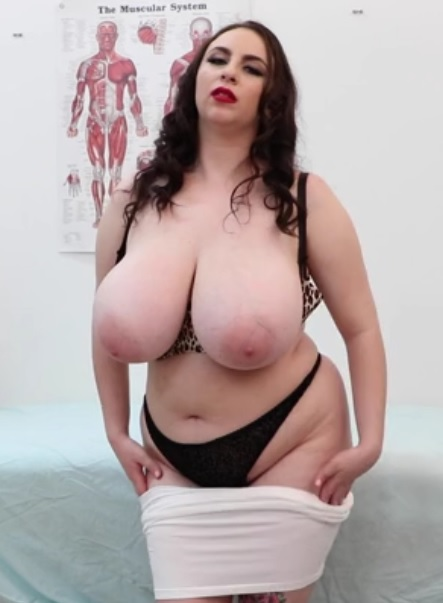 Milly Marx in Plumper Prescription