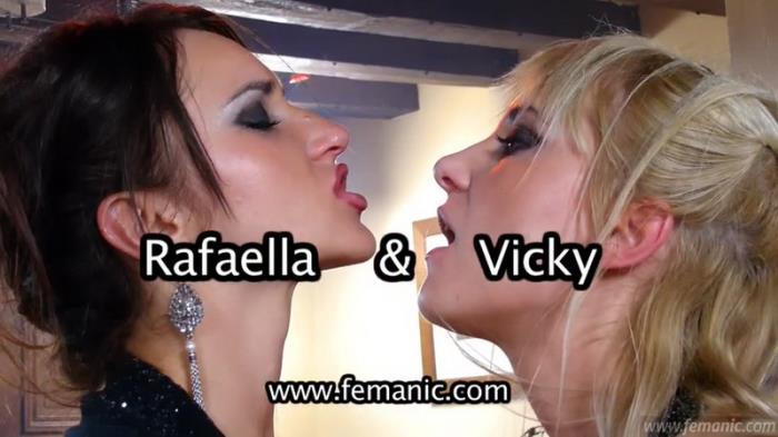 Femanic 1Drinks, Food, Cooking Farrah,Honey,Rafaella,Vicky,Denisa Heaven,Candy - Lesbo  [SD 540p]