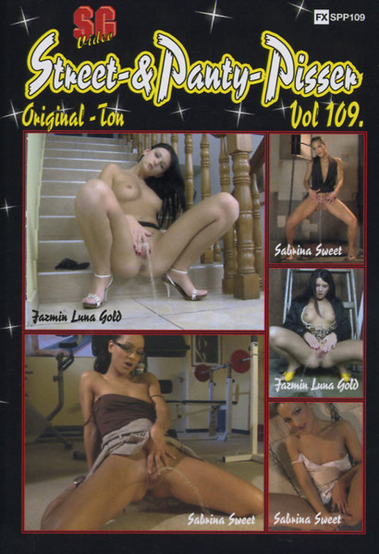Street,Panty Pisser 109 - Jazmin, Luna Gold, Sabrina Sweet [SG-Video] (SD 384p)