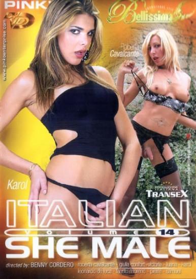 Italian Shemale 14 (2007)