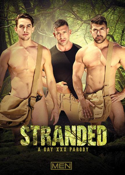 Stranded - A Gay XXX Parody (2019)