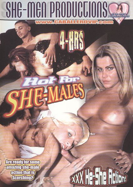 Hot For She-Males (2005)